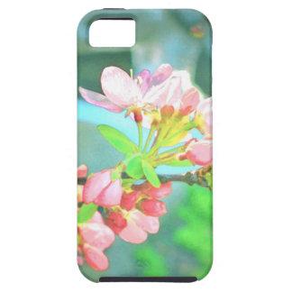 Flores de Crabapple, circa el caso 1955 del iPhone Funda Para iPhone SE/5/5s