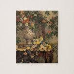Flores de Federico Bazille- Rompecabeza Con Fotos