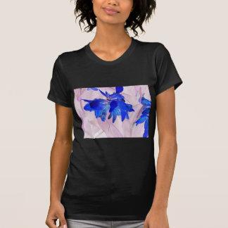 Flores de hadas camisetas
