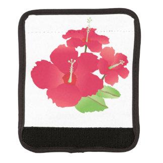 Flores de Hawaii de la hawaiana Funda Para Asa De Maleta