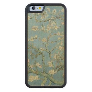 Flores de la almendra de Vincent van Gogh Funda De iPhone 6 Bumper Arce