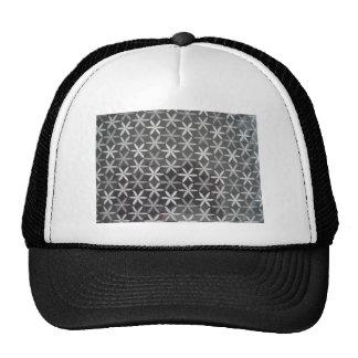 Flores de la estrella gorras