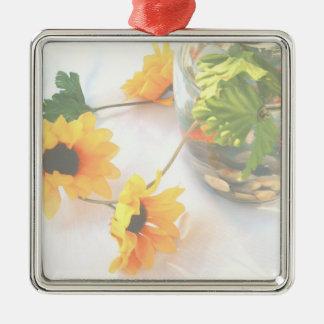 Flores de la pieza central del boda del Goldfish,  Adornos De Navidad