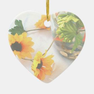 Flores de la pieza central del boda del Goldfish,  Adorno De Reyes