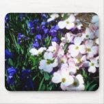 flores de la primavera alfombrillas de ratones