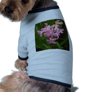"""""""Flores de la primavera de Staten Island"""" CricketD Camiseta Con Mangas Para Perro"""