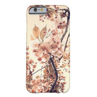 Flores de la primavera funda para iPhone 6 barely there