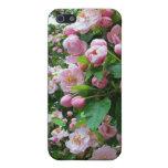 Flores de la primavera iPhone 5 funda