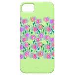 Flores de la primavera iPhone 5 protectores