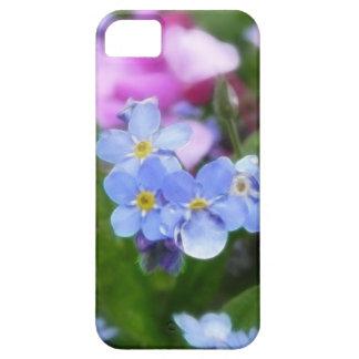 Flores de la primavera - nomeolvides y Redbuds Funda Para iPhone SE/5/5s