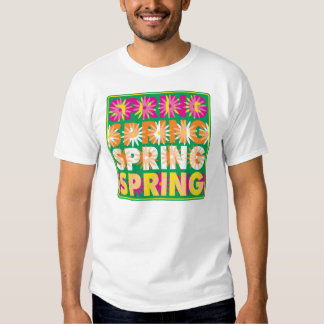 Flores de la primavera playera