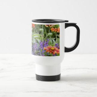 Flores de la primavera taza