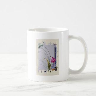 Flores de la primavera taza clásica