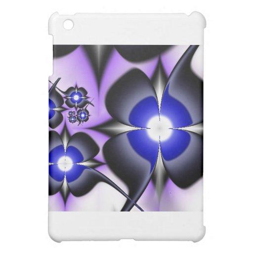 Flores de la púrpura del fractal