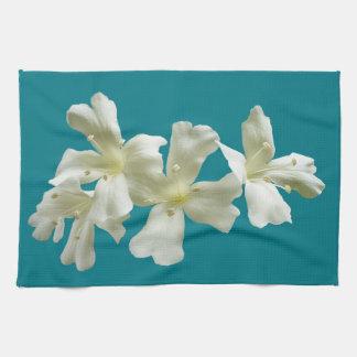 Flores de la vid de la gloria toalla