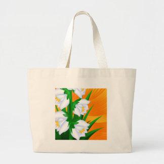 Flores de la yuca bolsa