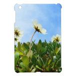 Flores de las amapolas árticas iPad mini cárcasa