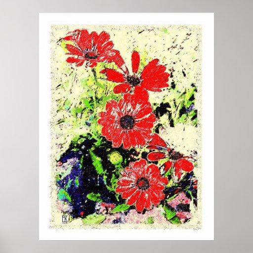 Flores de Latina - poster