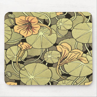 Flores de Lilly Alfombrillas De Ratones