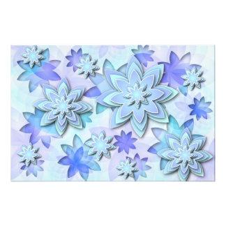 Flores de loto del extracto de la mandala de la cojinete