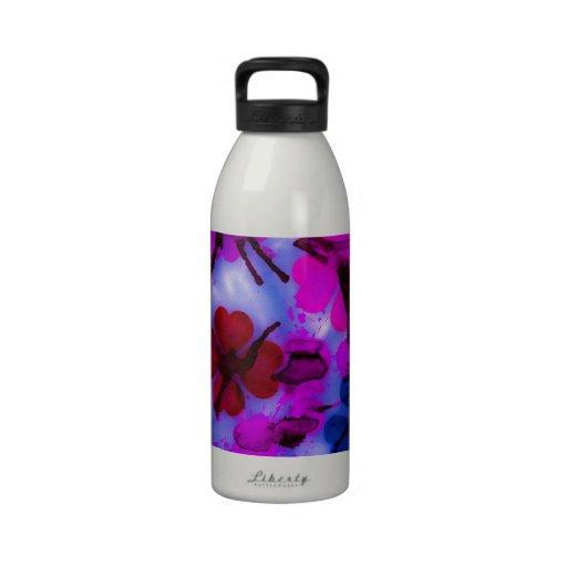 Flores de Lumo Botallas De Agua