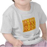 Flores de mayo camisetas