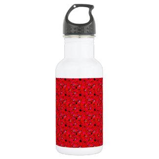 Flores de moda rojas brillantes del hibisco