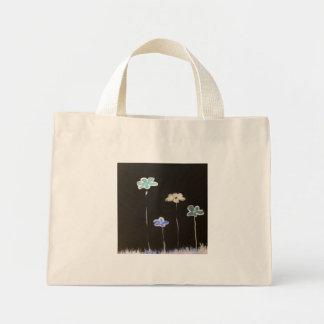 flores de neón bolsas
