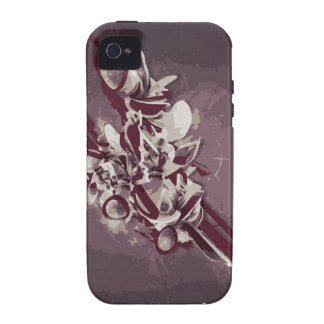 Flores de Pandora iPhone 4/4S Carcasa