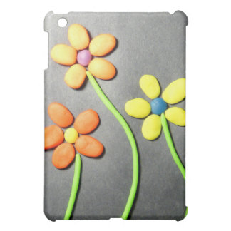 Flores de Playdough de la primavera