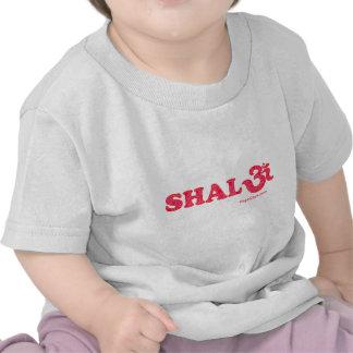 Flores de Shalom Camiseta