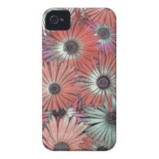 Flores de Splended iPhone 4 Carcasa