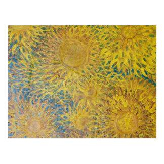 Flores de Sun Postal
