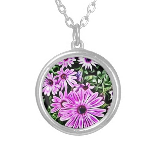 Flores de Tinta Flower Bijuterias Personalizadas