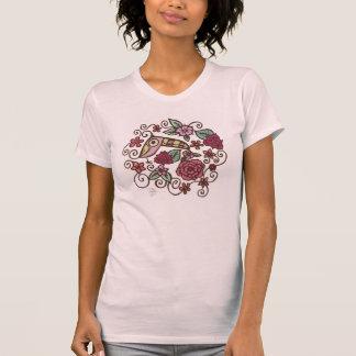Flores de Tuki T Shirts
