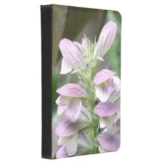 Flores de Turtlehead Funda Para Kindle Touch