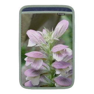 Flores de Turtlehead Funda MacBook