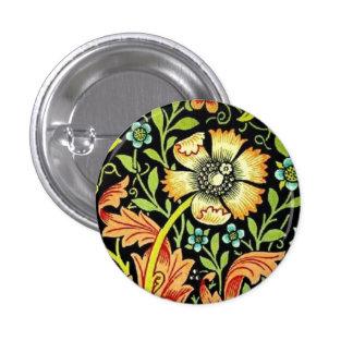 Flores de William Morris Pin
