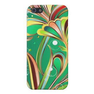 Flores debajo del agua II - iPhone 5 Carcasa