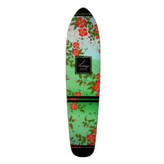 Flores Del Agua Skateboard