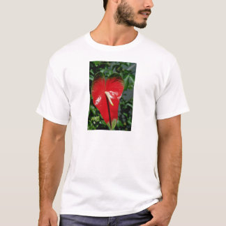Flores del Anthurium Playera
