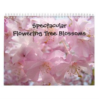 Flores del árbol de la fotografía de la naturaleza