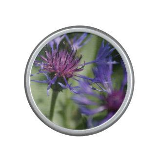 Flores del botón del soltero altavoz bluetooth