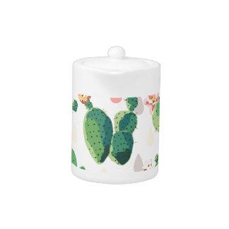 Flores del cactus