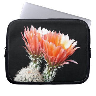 Flores del cactus mangas computadora