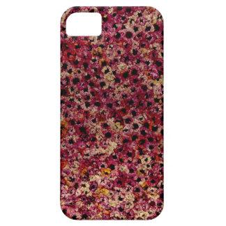 Flores del caso de Eden IPhone 5/5S iPhone 5 Carcasas