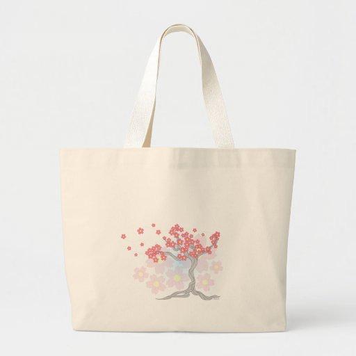 Flores del cerezo bolsa