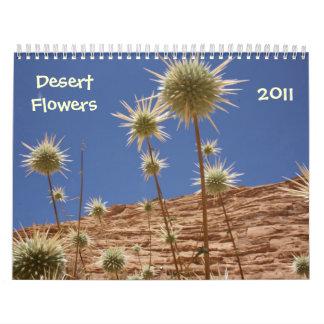 Flores del desierto de Sinaí Calendarios