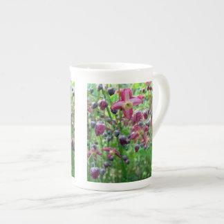 Flores del Epimedium Taza De Porcelana