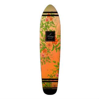 Flores Del Fuego Skateboard Deck